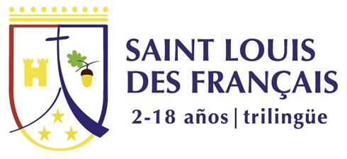 Colegio San Luis de los Franceses Retina Logo