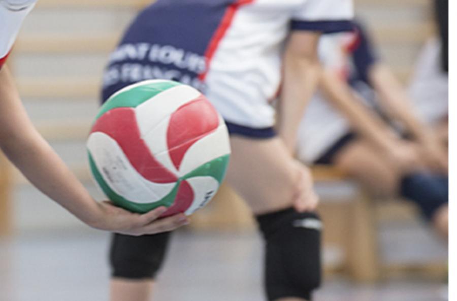 si te gusta el voleibol  puedes unirte al equipo de madres