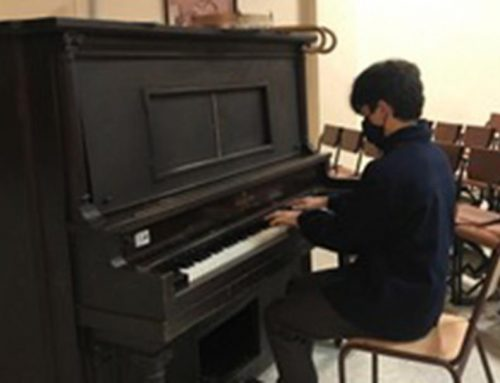 Musique classique en cours de Bachibac