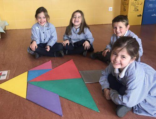 Receta matemática: Semana de las Matemáticas en Maternelle
